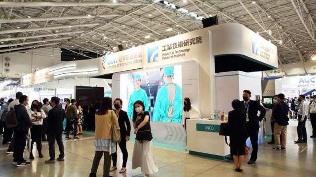 去年因疫情停辦的Touch Taiwan展在4月底強勢回歸。(圖:工業技術與資訊月刊)