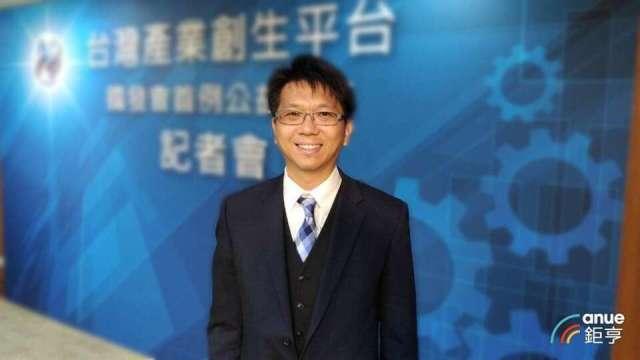佳世達智能方案事業群總經理暨羅昇董事長李昌鴻。(鉅亨網資料照)