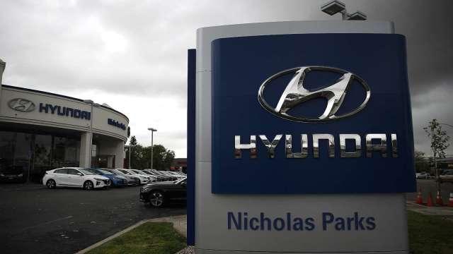 晶片短缺問題持續 現代汽車美國廠即日起停產一週(圖片:AFP)