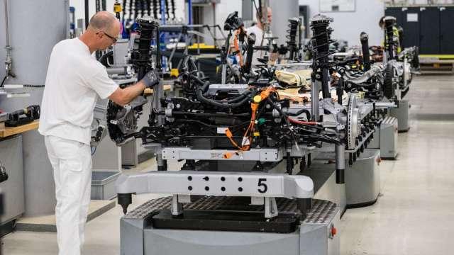 美國停產後 現代汽車韓國廠跟進停產(圖片:AFP)