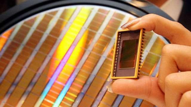 三星推出全新5G手機用途MCP記憶體產品 (圖片:AFP)
