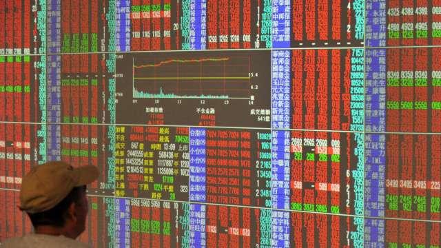 〈焦點股〉台積電除息行情點火 相關供應鏈齊揚。(圖:AFP)
