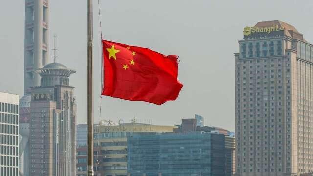 【胡一帆專欄】中國引領亞洲復甦。(圖:AFP)