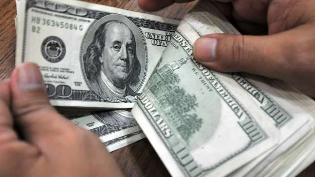 〈紐約匯市〉美國5月PPI勁揚 Fed會議展開 美元觸及1個月高點 (圖:AFP)