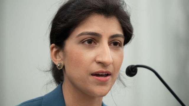 反科技壟斷學者麗娜汗 獲任命為美國FTC主席 (圖:AFP)