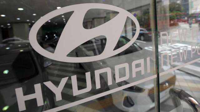 傳現代汽車轉向南韓當地晶片業者 以減少對國外供應依賴(圖片:AFP)