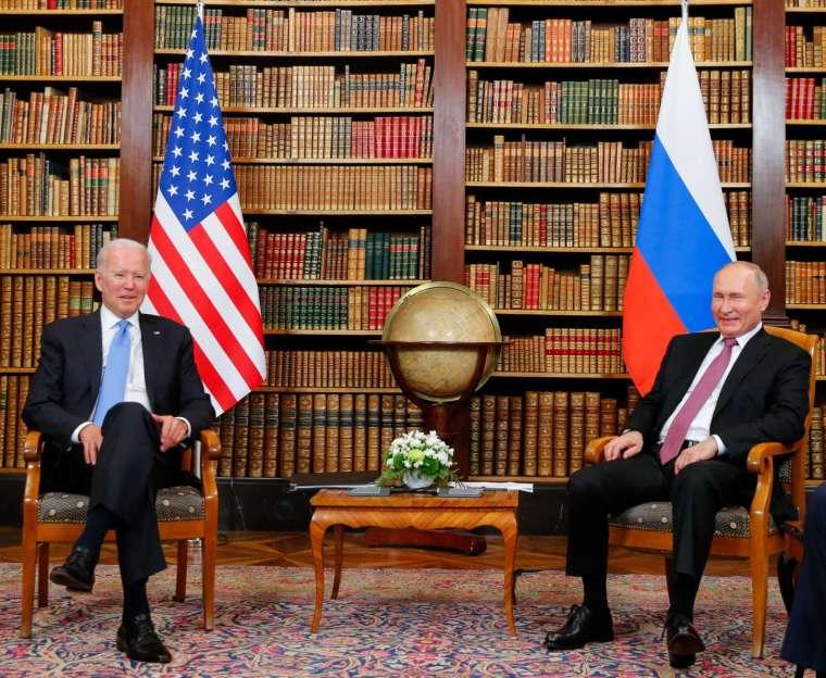 美俄將繼續舉行擴大的雙邊會議 (圖片:AFP)