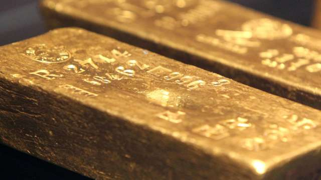 Fed將開始討論縮減QE 分析師:黃金失去「魔力」後持穩(圖片:AFP)