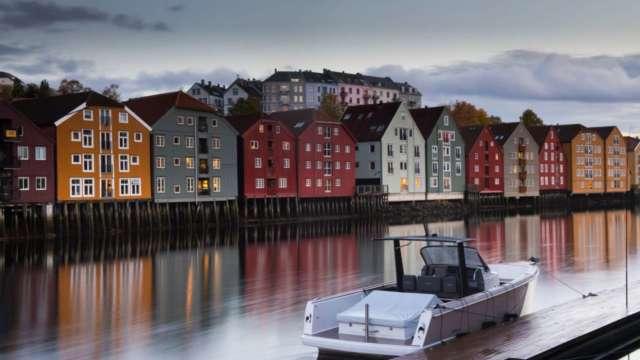 G10最鷹派央行!挪威央行最快9月升息 暗示2022年中前升息4次 (圖:AFP)