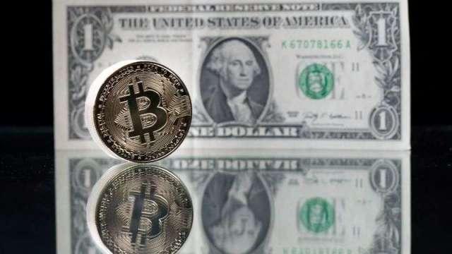 全球證券指數發行商MSCI 擬推加密貨幣指數(圖片:AFP)