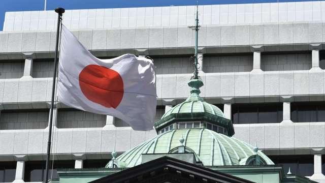 日本央行6月會議 利率政策不變、疫情相關支援計畫延長半年 (圖片:AFP)