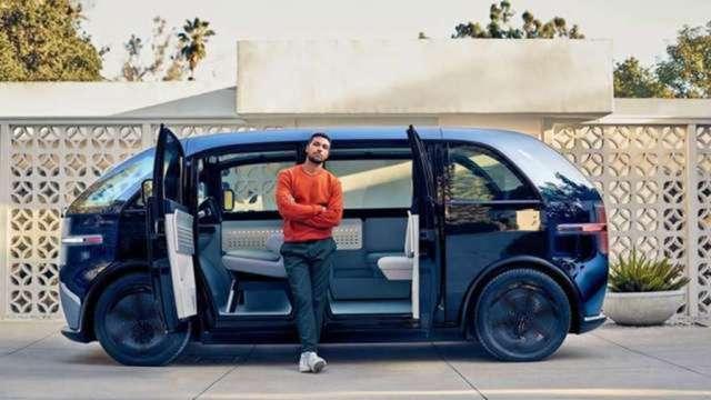 Canoo擬在美國奧州自建工廠,首款電動車明年Q4交付,台廠沾光。(圖:取自Canoo官網)
