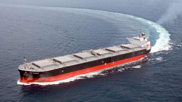 中小型船舶日租金水準達2萬美元以上。(圖:慧洋提供)