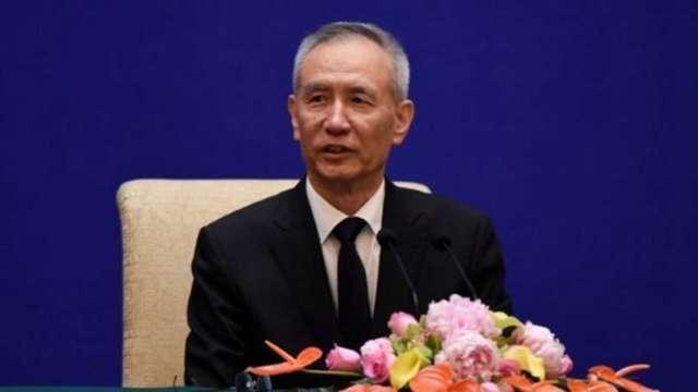 彭博專欄:劉鶴管晶片 可否妙手回春? (圖片:AFP)
