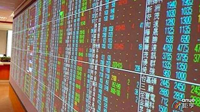外資大砍面板三傑共逾19萬張 賣超前20近一半是金融股。(鉅亨網資料兆)