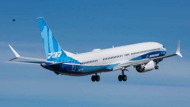 波音737系列最大客機MAX 10首航  預計2023年啟用(圖片:AFP)