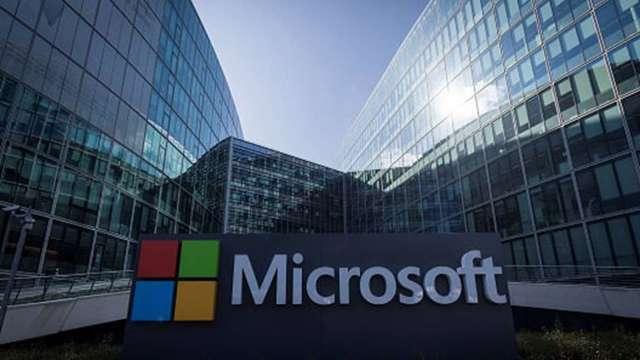 〈觀察〉微軟迎戰蘋果、谷歌推大改版Win11,筆電後市看旺。(圖:AFP)