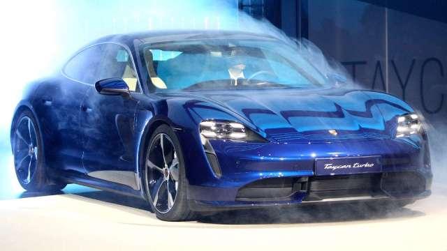 保時捷與Custom Cells合資 研發生產跑車用高性能鋰電池 (圖片:AFP)