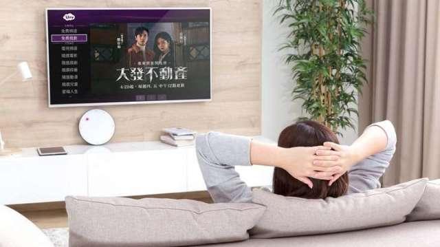 收視行為走向聯網電視 LiTV一站式服務打造家庭影視娛樂中心。(圖:LiTV提供)
