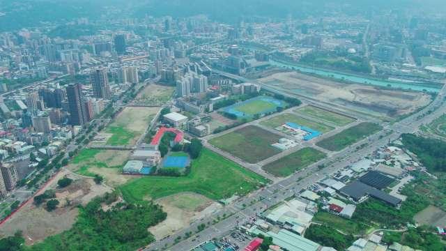 長虹、華固加緊布局北士科園區取得建地。(圖:信義全球提供)