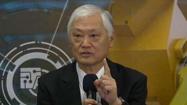 研華執行董事何春盛。(圖翻攝自貿協Youtube頻道)