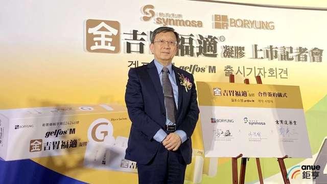 健喬集團董事長林智暉。(鉅亨網資料照)