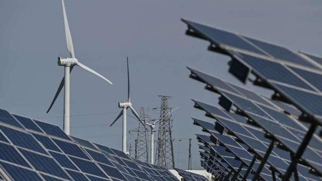 傳美擬禁新疆多晶矽 恐影響其太陽能產業供應鏈(圖:AFP)
