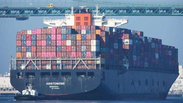 航運業者:中國鹽田港運能吃緊恐將延續到Q4(圖片:AFP)