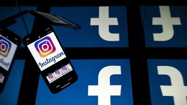 臉書擴增FB、IG購物功能 加速電子商務發展(圖片:AFP)