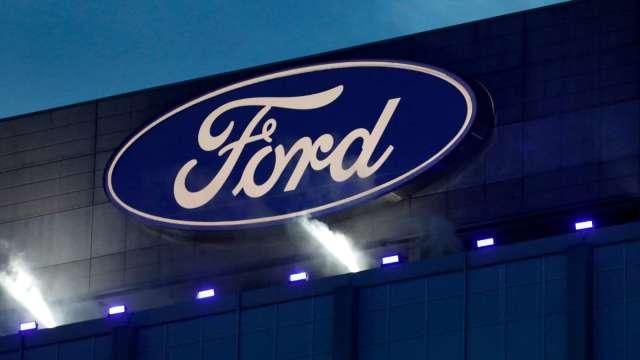 美經濟復甦帶動車市 分析師看好通用、福特汽車(圖片:AFP)