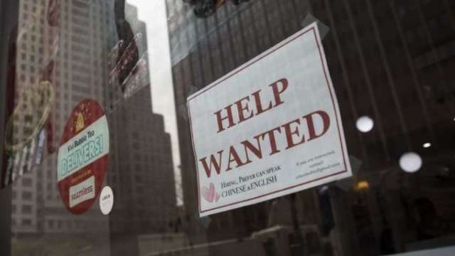 取消救濟激勵就業效果不彰 Indeed:這些州勞工找工作意願反而較低(圖:AFP)