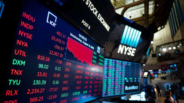 〈美股早盤〉經濟復甦樂觀 道瓊漲逾200點 標普那指同登新高 (圖:AFP)