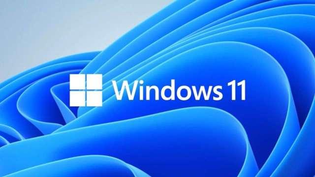微軟Windows 11正式亮相!一文焦點全紀錄。(圖片:AFP)