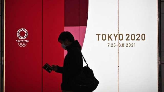 日本東奧雜音不斷,轉播電視需求仍增有利面板雙虎。(圖:AFP)