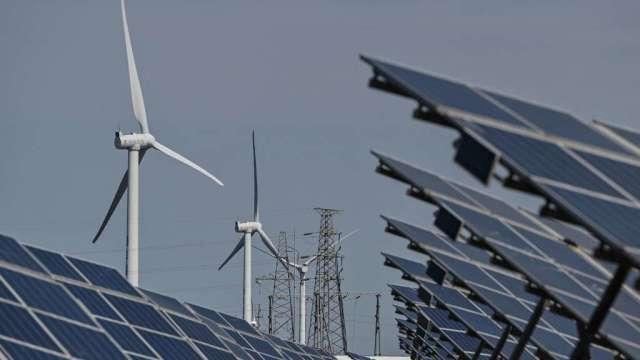 分析師:美國禁令對中國太陽能產業影響溫和(圖:AFP)