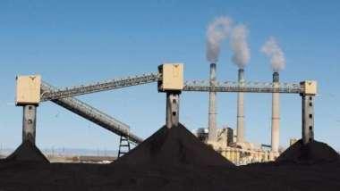 全球用電增、中國鬧旱災 煤價觸及10年高點(圖:AFP)
