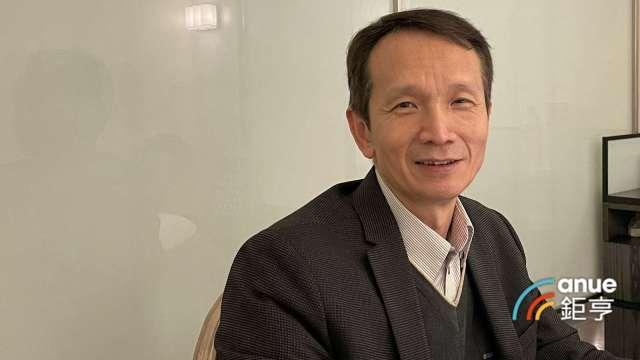台嘉碩董事長黃鈺同。(鉅亨網記者張欽發攝)