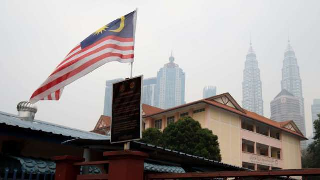 馬來西亞延長封城,直到單日確診降至4000人以下。(圖:AFP)