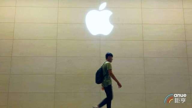 蘋果擴大對京東方釋單,今展科可望同步受惠。(鉅亨網資料照)