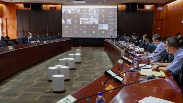 國發會通過國5蘇花改可行性計畫,5月底經建達成率25.8%。(圖:國發會提供)