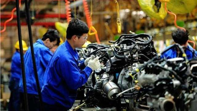 打工族生活補貼開放申請首日 逾3成完成登錄。(圖:AFP)