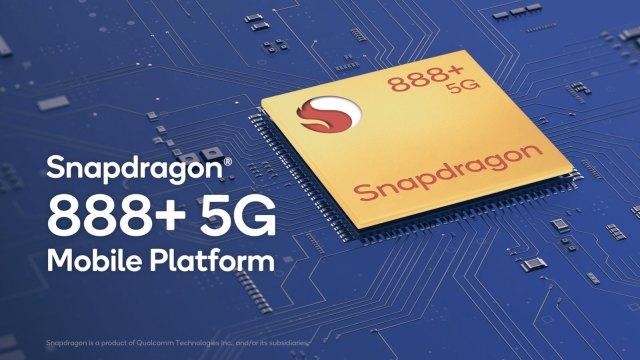 高通Snapdragon 888 Plus 5G行動平台。(圖:業者提供)