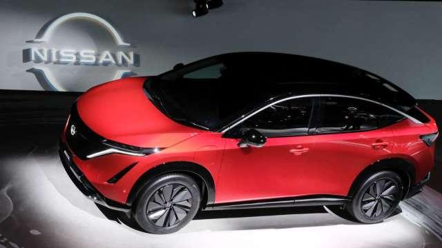 彭博:Nissan最快本週宣布在英國增產電池 (圖片:AFP)