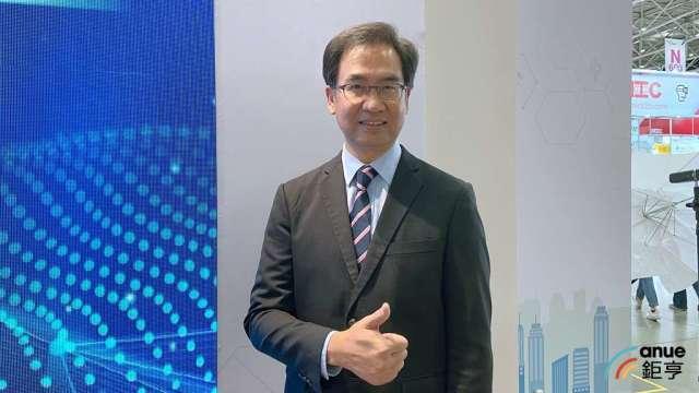 達運精密董事長暨執行長蔡國新。(鉅亨網資料照)