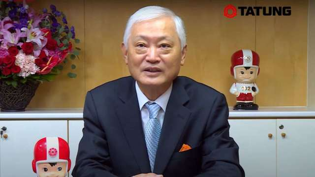 大同新任總經理何春盛。(擷取自Youtube)