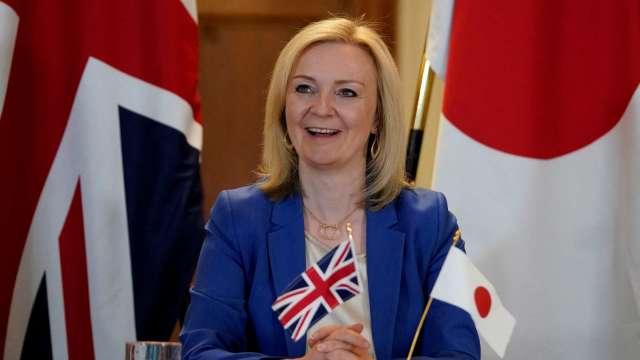 英國貿易部長:CPTPP談判料僅數月 盼2022年底前正式加入 (圖:AFP)