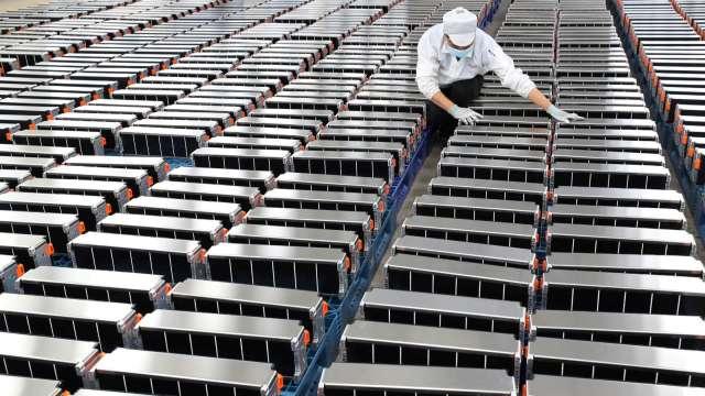 淡水河谷鎳礦重鎮罷工恐長達數月 車用電池級鎳塊供應趨緊(圖:AFP)