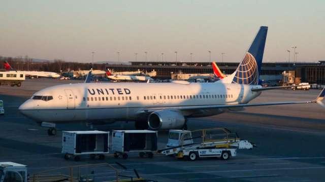 聯合航空狂買270架飛機 航空業10年來最大訂單(圖片:AFP)