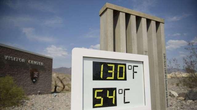 歷史性高溫乾旱打擊北美 農產品狂漲、基建面臨考驗 (圖:AFP)