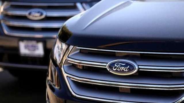 福特7、8 月將砍8廠產量 先聚焦半成品汽車出貨(圖:AFP)